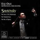 Eiji Oue & Minnesota Orchestra – Stravinsky: Song Of The Nightingale