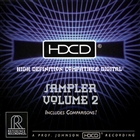 Reference Recordings - HDCD Sampler Volume 2