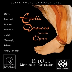 Eiji Oue & Minnesota Orchestra – Exotic Dances From The Opera