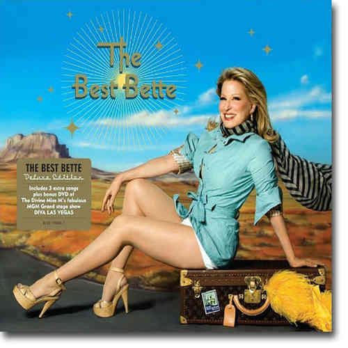 Bette Midler: The Best Bette Deluxe Edition CD + DVD