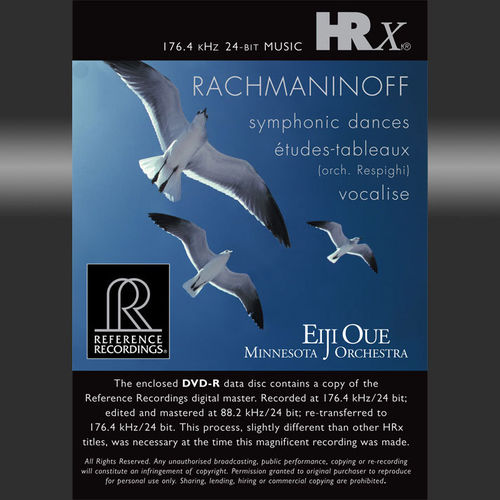 Rachmaninoff: Symphonic Dances (HRx)