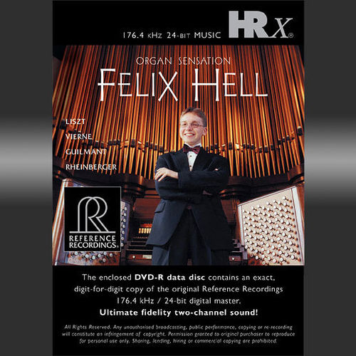 Felix Hell - Organ Sensation (HRx)