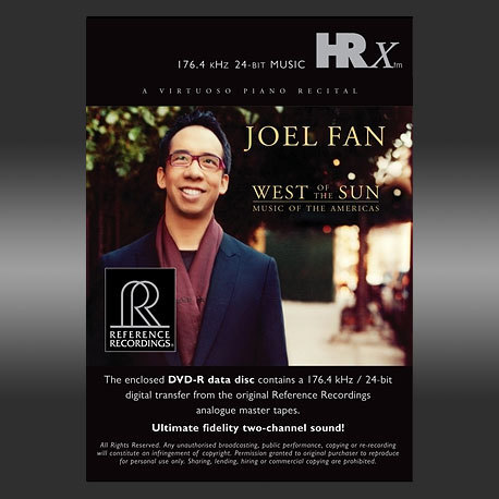 Joel Fan - West of the Sun (HRx)