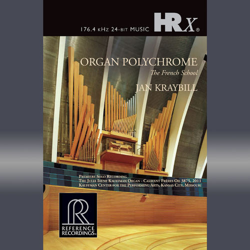Jan Kraybill - Organ Polychrome (The French School)