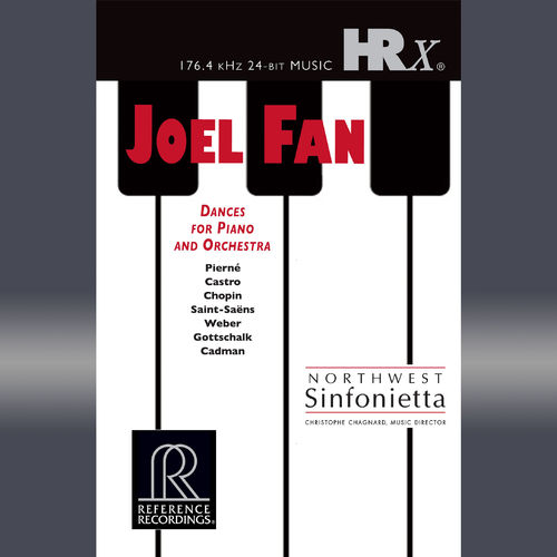 Joel Fan - Dances For Piano And Orchestra