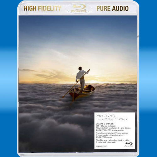 Pink Floyd: The Endless River  (Blu-ray Audio)