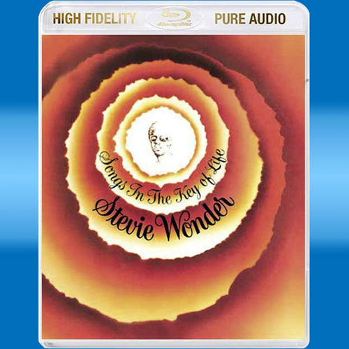 Stevie Wonder: Songs Of The Key Of Life (Blu-ray Audio)
