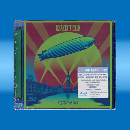 Led Zeppelin: Celebration Day (Blu-ray Audio)