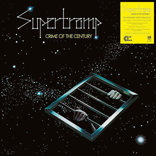 Supertramp ‎– Crime Of The Century 3 LP Box