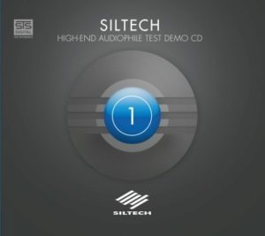 SILTECH HIGH END AUDIOPHILE TEST DEMO CD VOL 1