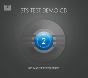 SILTECH HIGH END AUDIOPHILE TEST DEMO CD VOL 2