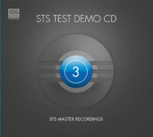 SILTECH HIGH END AUDIOPHILE TEST DEMO CD VOL 3