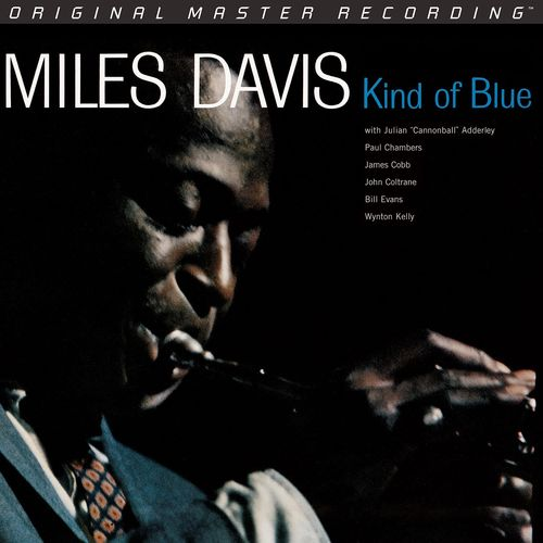 Miles Davis - Kind Of Blue MFSL 2 LP