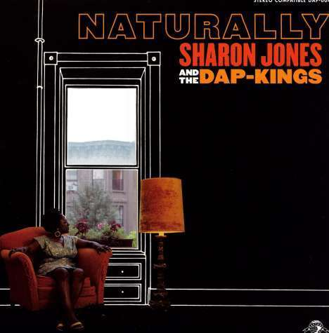 Sharon Jones & The Dap-Kings: Naturally