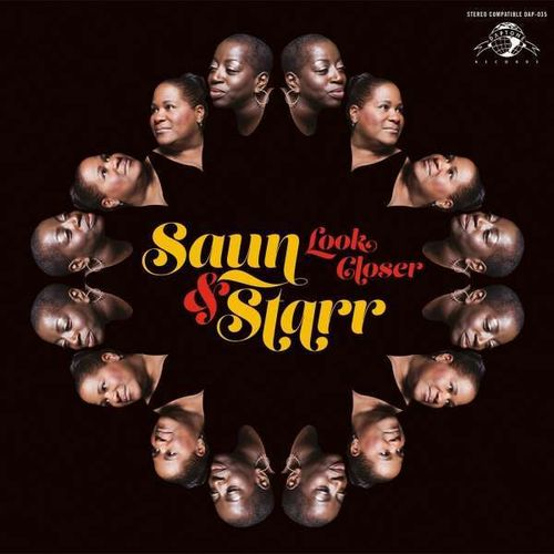 Saun & Starr: Look Closer