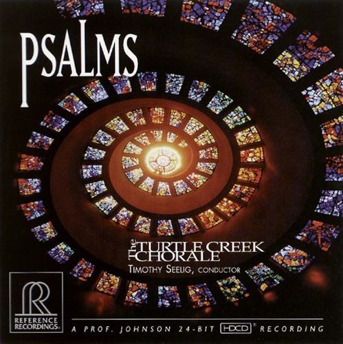 Timothy Seelig & Turtle Creek Chorale - Psalms