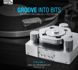 GROOVE INTO BITS VOL 1