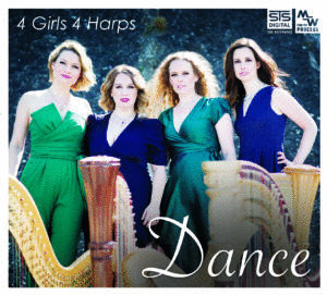 DANCE 4 GIRLS 4 HARPS