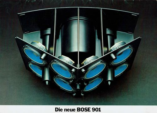 Flyer Bose the new 901