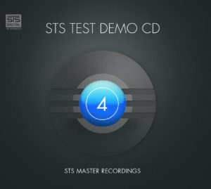 SILTECH HIGH END AUDIOPHILE TEST DEMO CD VOL 4