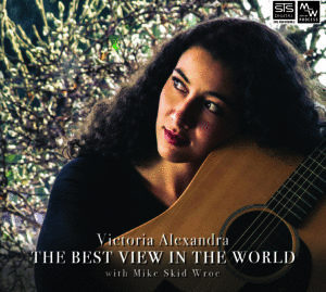 Victoria Alexandra THE BEST VIEW OF THE WORLD with Mike Skid Wroe