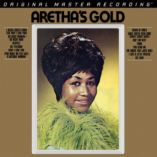 Aretha Franklin - Aretha's Gold 180g 45RPM 2LP