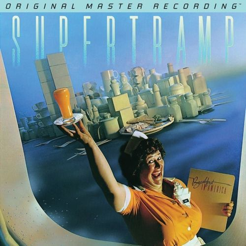 Supertramp - Breakfast in America 180g Vinyl, LP