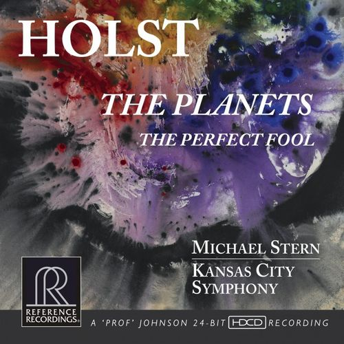 Michael Stern & Kansas City Symphony – Holst: The Planets / The Perfect Fool